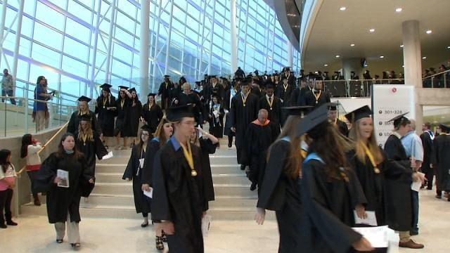 Graduating BA Seniors Say Money Main Factor In College Decision