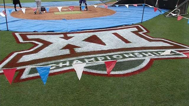 Local Talent Returns To Tulsa For Big 12 Baseball Championship