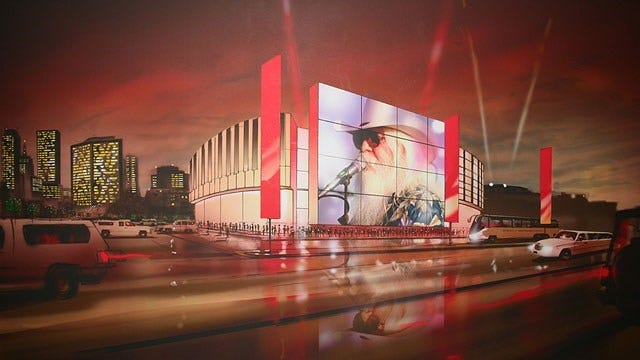 Pop Culture Museum Plan Clears Oklahoma Senate On Second Try