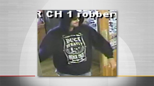 Tulsa Police Release Photo Of Cracker Barrel Robber