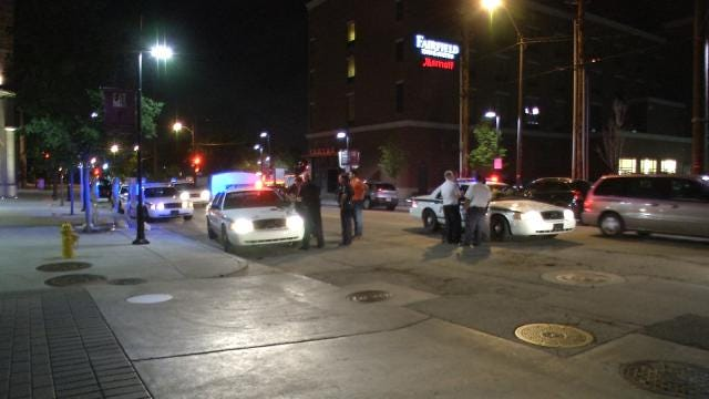 Tulsa Police Stepping Up Downtown Presence During Big Events
