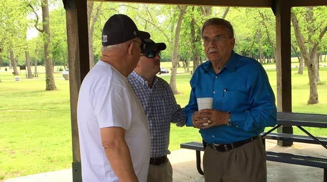 Cherokee Nation Leaders Meet With Citizens In Broken Arrow