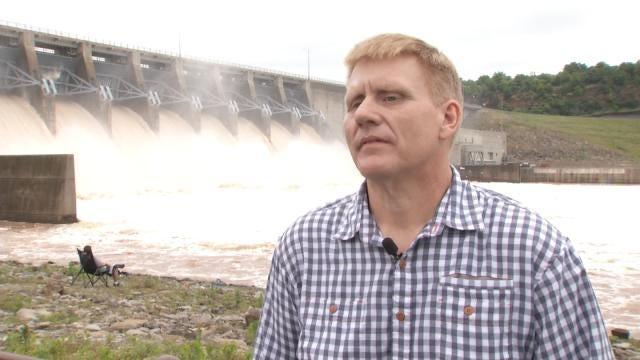 Keeping Up With Mother Nature An Around The Clock Job At Eufaula Dam
