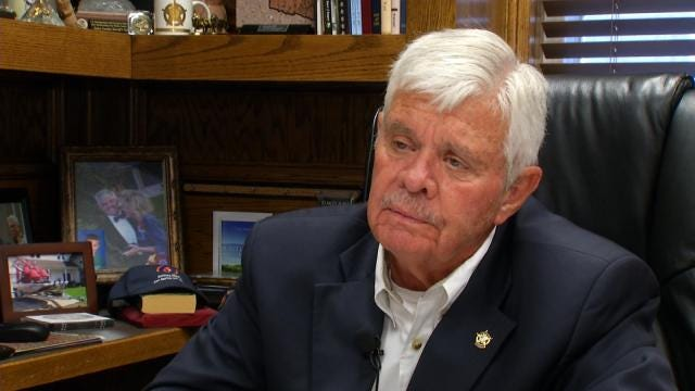Tulsa County Sheriff Listening To African American Community's Concerns