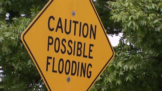 City Of Tulsa Continues Precautions To Prevent Massive Flood Damage