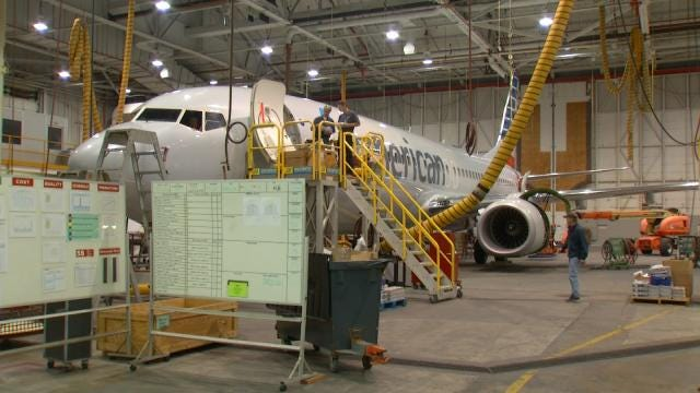 Some American Airlines Mechanics Upset At New Union Agreement