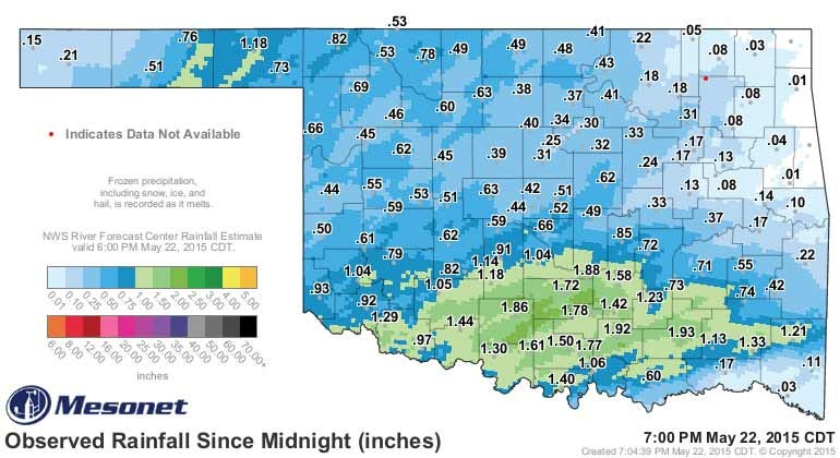Dick Faurot's Weather Blog: Flash Flood Watch Through The Weekend