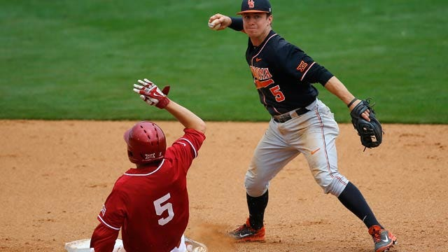 Big 12 Tournament: Cowboys Advance To Title Game After Bedlam Victory