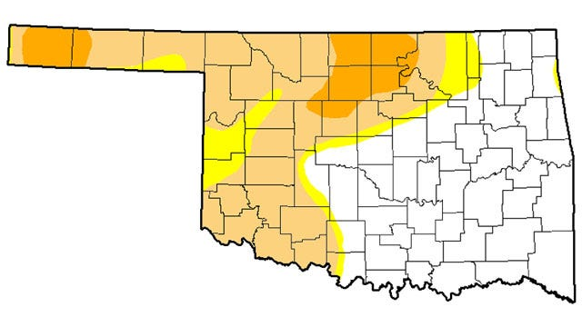 Recent Rains Leave Half The State Drought Free