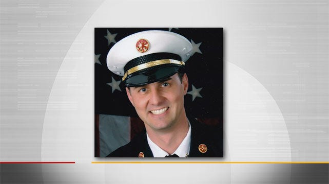 Claremore Firefighter Who Died During Flood Rescue Remembered