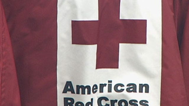 Red Cross Opens Emergency Shelters In Sapulpa, Tulsa