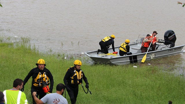 Three People, Including Two Rescuers, Pulled From Pittsburg County Flood Waters
