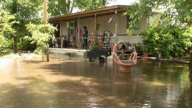 Bixby Neighbors Hope To Avoid More Flooding