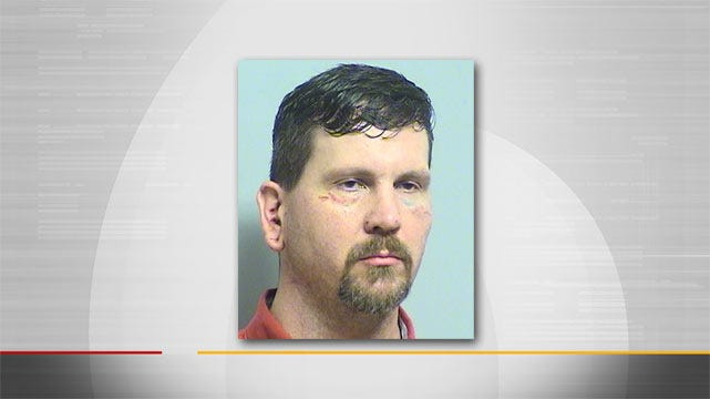 Domestic Assault Lands Claremore Man In Tulsa County Jail