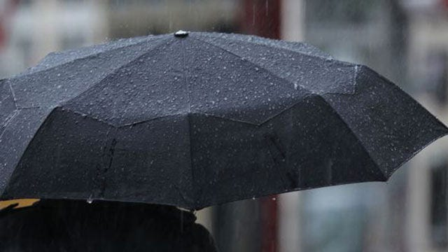 May 2015 Becomes Wettest Month In Oklahoma History