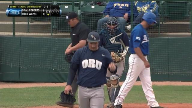 OSU, ORU To Play In NCAA Baseball Regional In Stillwater