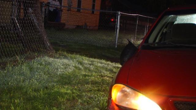 Police Pepper Spray Teen Driver After West Tulsa Crash