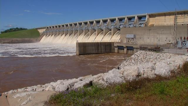Corps Of Engineers Keeping 'Round The Clock Watch On Dams, Lakes