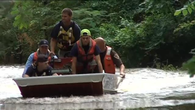 Family Trapped In Broken Bow Cabin Thankful For Rescuers