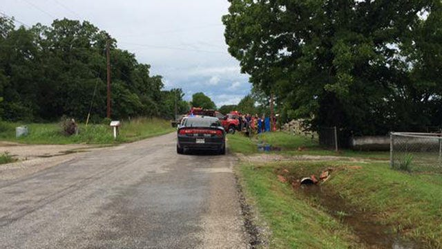 ME's Office Identifies Body Found In Creek County Drainage Pipe
