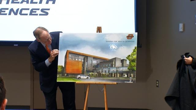 OSU Center For Health Sciences Receives $8M Donation