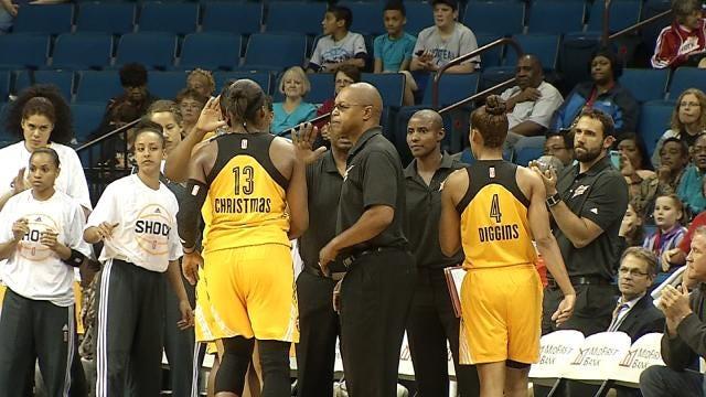 WNBA: Shock Talk Upcoming Season, Johnson-Griner Speaks About Altercation