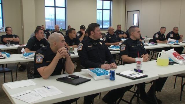 Rogers County Deputies Train With Life-Saving Drug