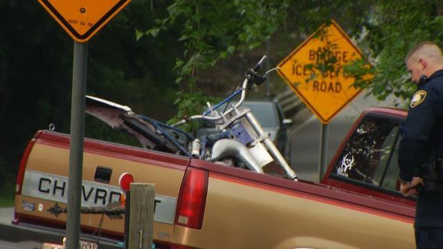Creek County Deputies Chase, Arrest Driver In Stolen Pickup