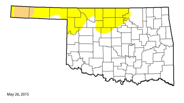 Oklahoma's Drought Is Almost Over