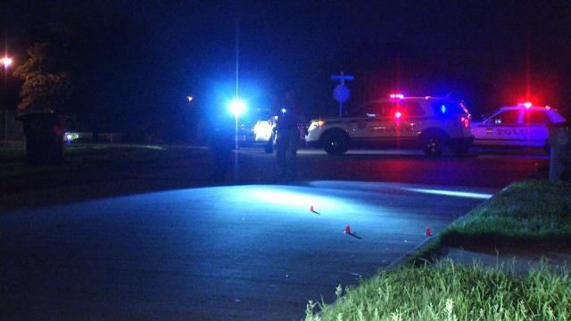 Tulsa Teen Shot In Leg While Walking