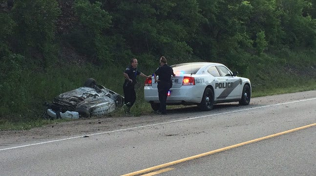 Oologah Police Officer Wounded In Pursuit Identified