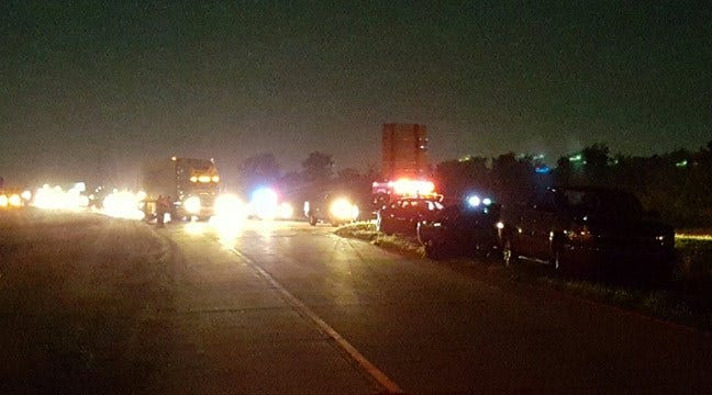 Man Killed Walking On Highway 169 In Owasso