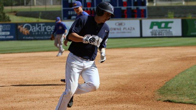 ORU Baseball: Golden Eagles Finish Off Sweep of Omaha