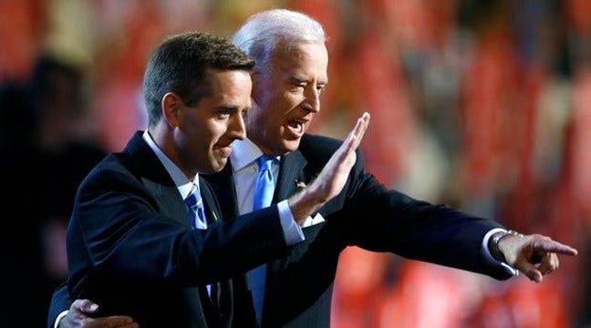 Beau Biden, Son Of Vice President, Dies At 46