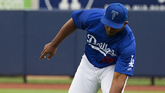 Drillers Drop One To Frisco