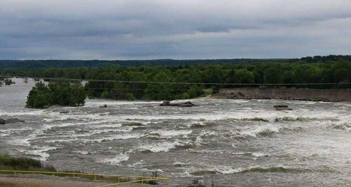 Record Rainfall Causes Road Closures, Prompts Warnings To Boaters