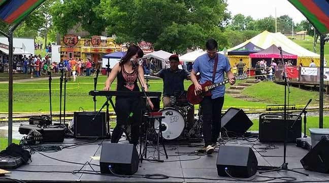 Sunfest Held At Bartlesville Park