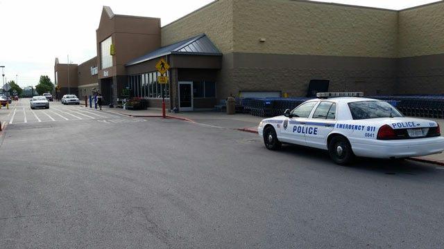 Armed Robber Hits Broken Arrow Walmart Money Center
