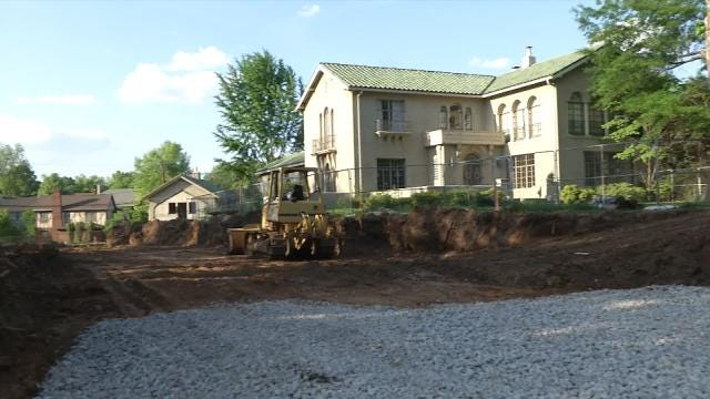 Historic Tulsa Home Not Being Demolished