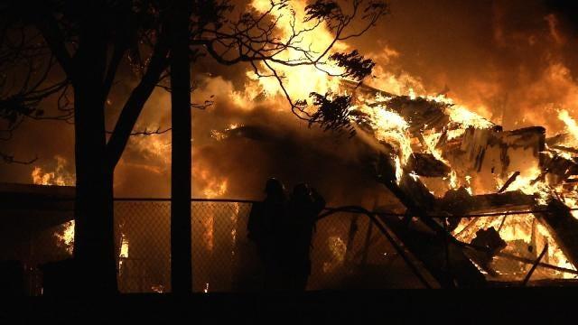 Neighbors Wonder If Natural Gas Caused Tulsa Duplex Explosion