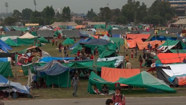 Utter Devastation: ORU Graduate Describes Nepal Earthquake Aftermath