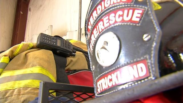 Verdigris Fire Department Growing Thanks To Cherokee Nation Donation
