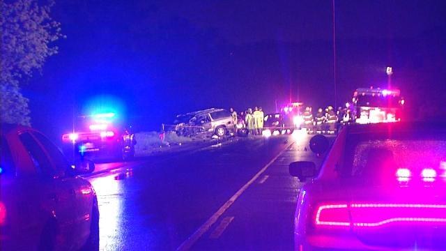 Miami Woman Killed In Rogers County Crash