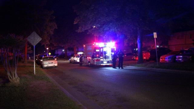 Tulsa Woman Stabbed In Neck, Roommate Arrested