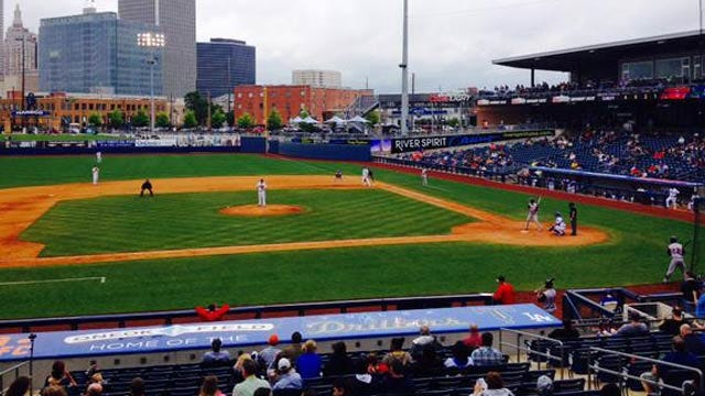 Big Inning Causes Drillers 5-4 Loss To Travelers