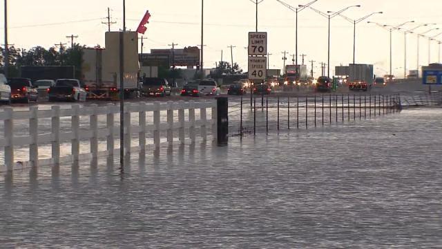 Flash Flood Emergency Issued For OKC Metro
