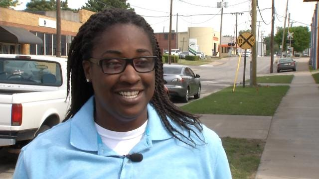 Tulsan Wants To Thank Two Women Who Saved Her Life