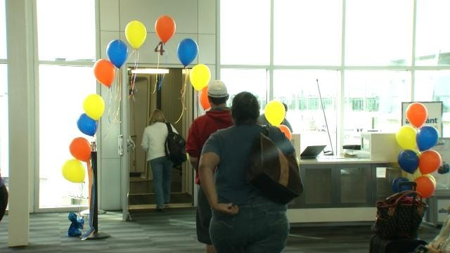 Tampa Is Allegiant Air's Newest Nonstop Destination Out Of Tulsa