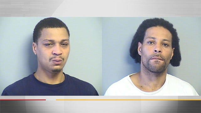 Two Oklahoma Robbery Suspects Arrested