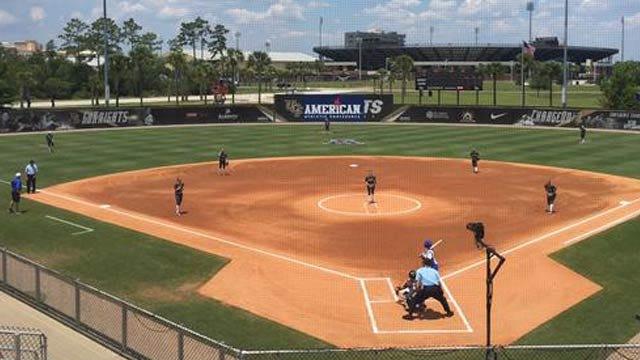 Tulsa Softball Falls 1-0 To UCF In AAC Championship